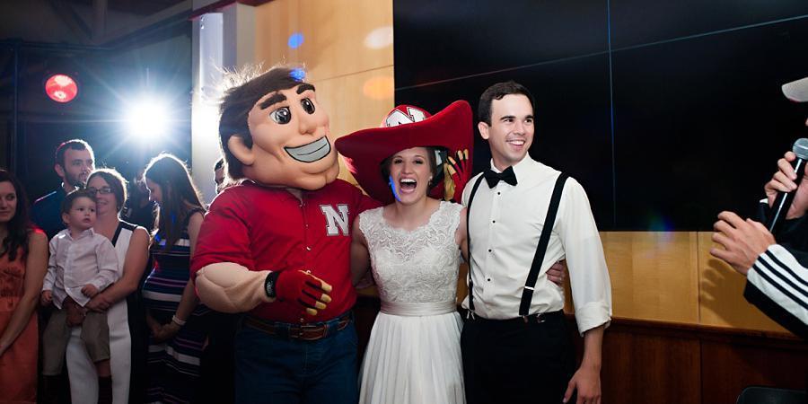 Nebraska Champions Club wedding Nebraska