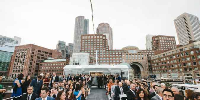 Odyssey Boston wedding Boston