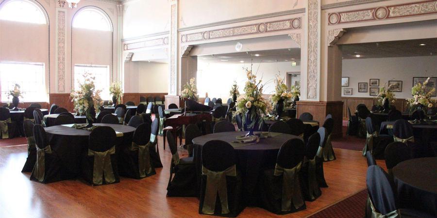 Ben Lomond Suites wedding Salt Lake City
