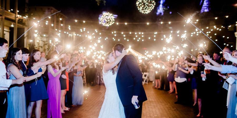 Fort Conde Inn wedding Southern Alabama