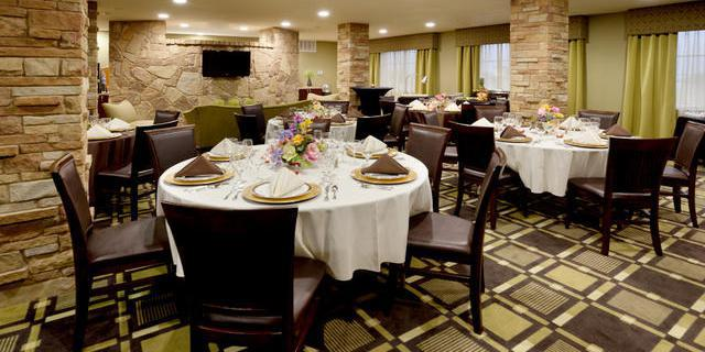 Holiday Inn Express Hotel Marble Falls wedding Austin