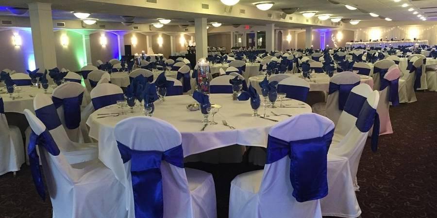 The Mermaid Event Center wedding Minnesota