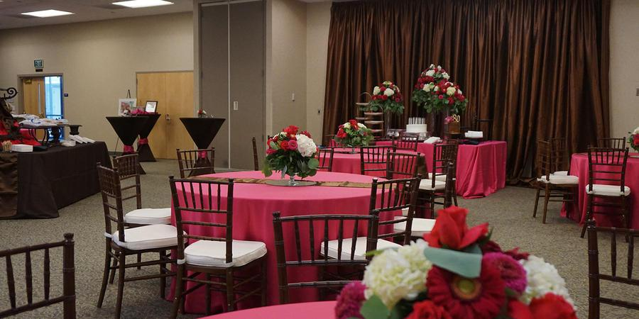 Clovis Veterans Memorial District wedding Central Valley