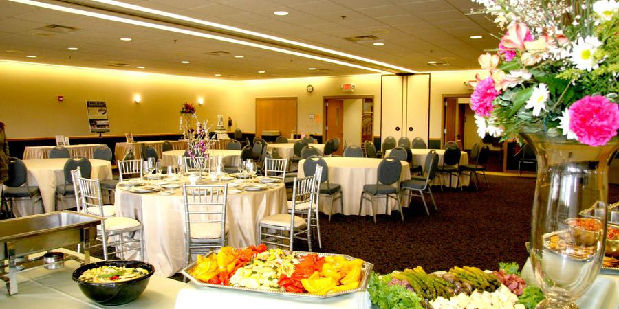 Downers Grove Recreation Center wedding Chicago