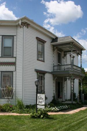 The Hilty Inn Bed & Breakfast wedding Kansas City