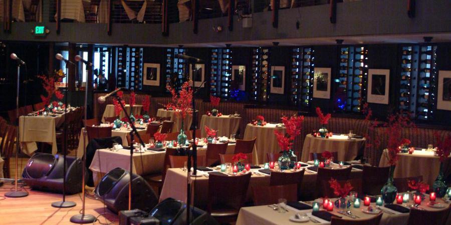 Dakota Jazz Club & Restaurant wedding Minnesota