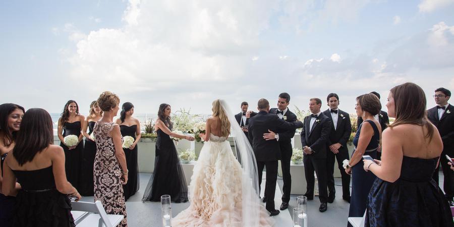 W Chicago Lakeshore wedding Chicago