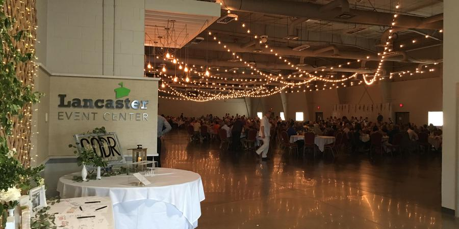 Lancaster Event Center wedding Nebraska