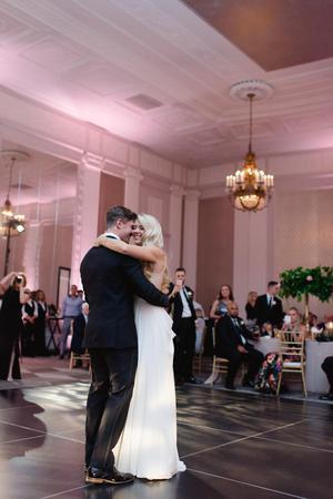 W Chicago City Center wedding Chicago