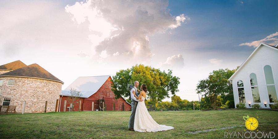 Rustic Grace Estate wedding Dallas