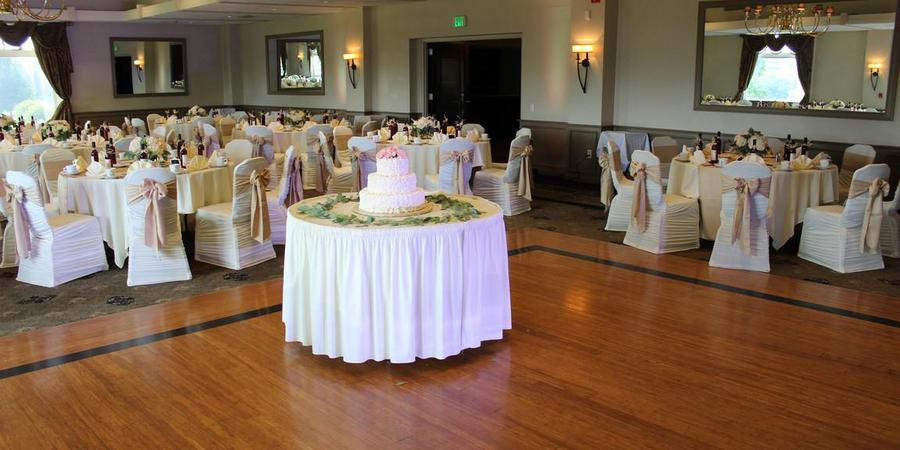 South Hills Country Club wedding Pittsburgh