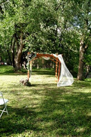 Lutheran Lakeside Camp wedding Sioux City
