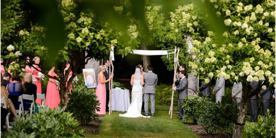 Chesterwood wedding Western Massachusetts