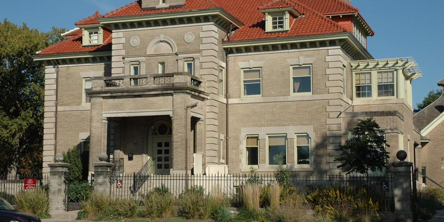 The Ferguson House wedding Nebraska