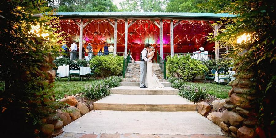 The Lily Barn wedding Gatlinburg