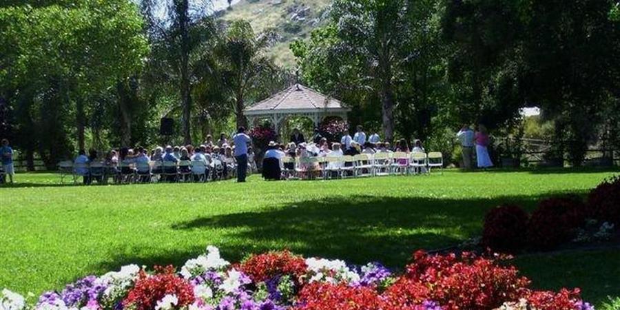 Hazy Meadow Ranch wedding San Diego