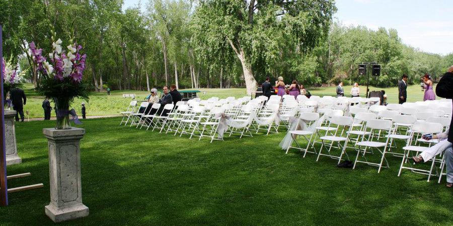 Dakota Dunes Country Club wedding South Dakota