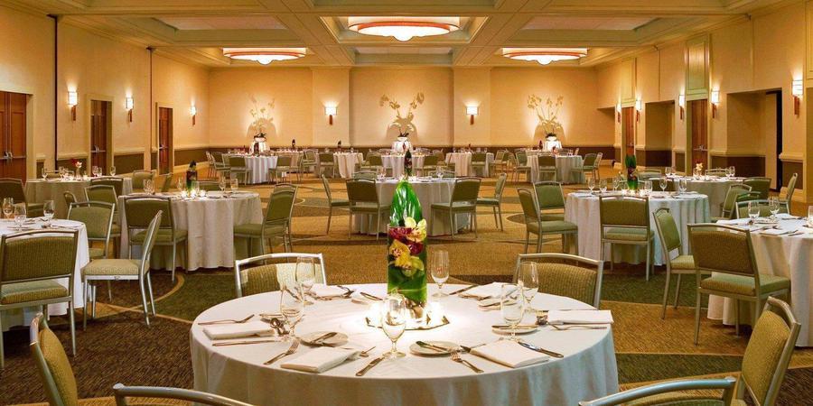 The Westin Atlanta Airport wedding Atlanta