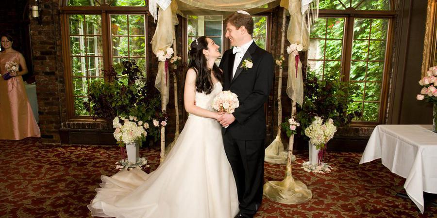 One if by Land, Two if by Sea wedding Manhattan