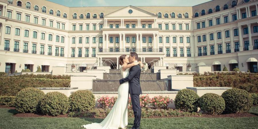 Nemacolin Woodland Resort wedding Pittsburgh