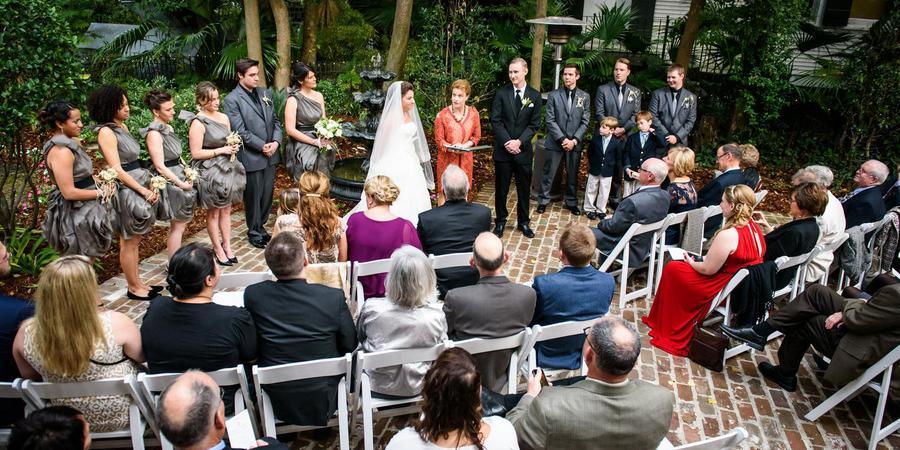 Le Musée de f.p.c. wedding New Orleans