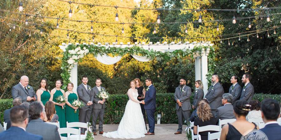 Sierra La Verne by Wedgewood Weddings wedding Los Angeles