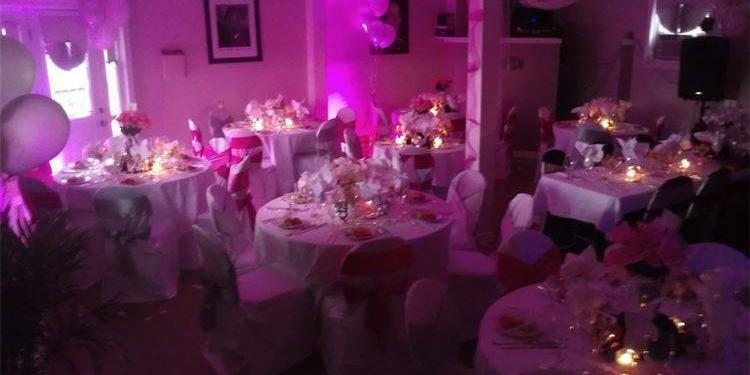 Adams St. Cultural Development & Event Center wedding New Orleans