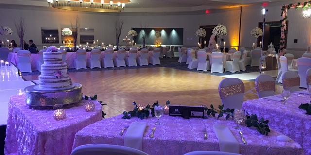 Doubletree by Hilton Houston Downtown wedding Houston