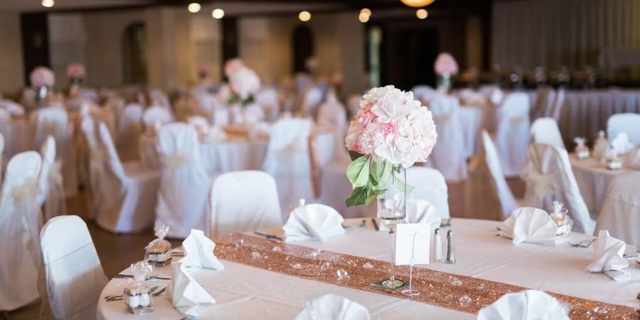 Terrace Bay Hotel wedding Mackinac Island