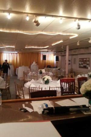 The Fisherman's Club wedding Boston