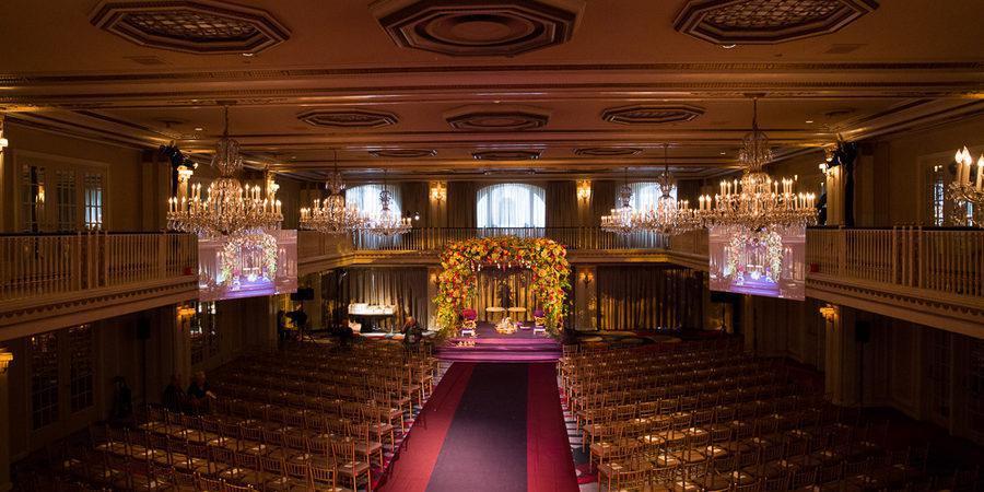 The Drake Hotel wedding Chicago