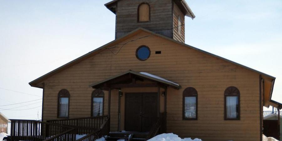 The Church at Mountain Village wedding Arkansas