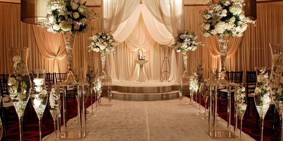 Renaissance Chicago North Shore Hotel wedding Chicago