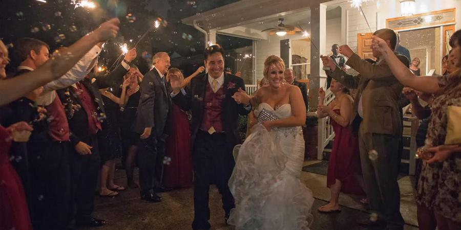 The Grande in Kennesaw wedding Atlanta