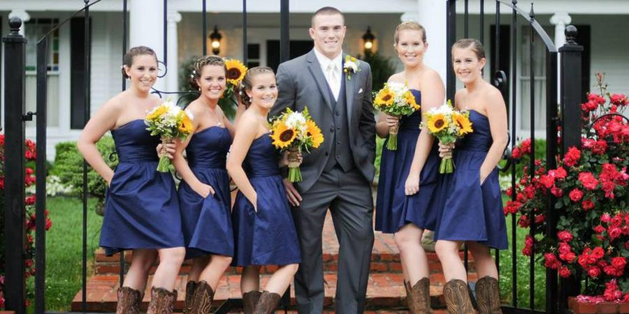 Rosebelle Manor in Adairsville wedding Atlanta