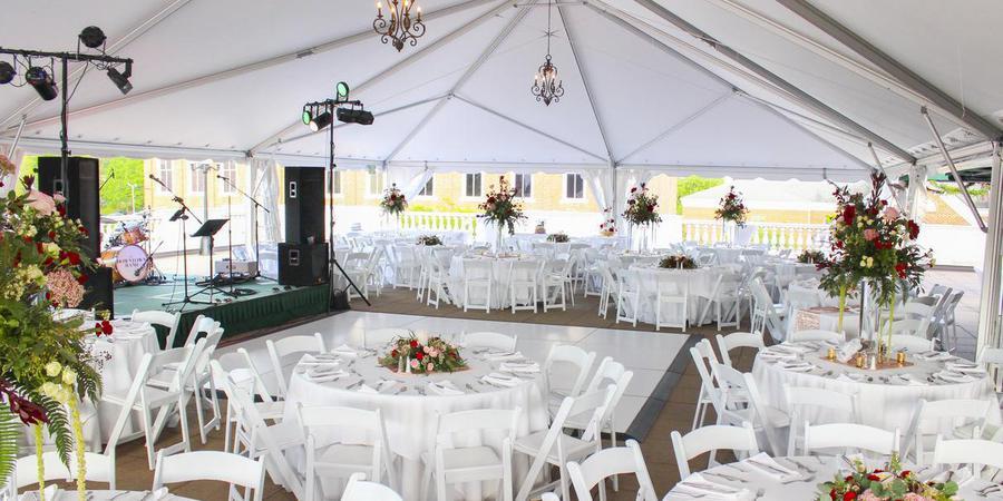 General Morgan Inn wedding Knoxville