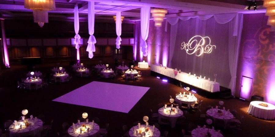 Von Braun Center- North Hall wedding Huntsville