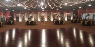 Frankenmuth Credit Union Event Center wedding Detroit