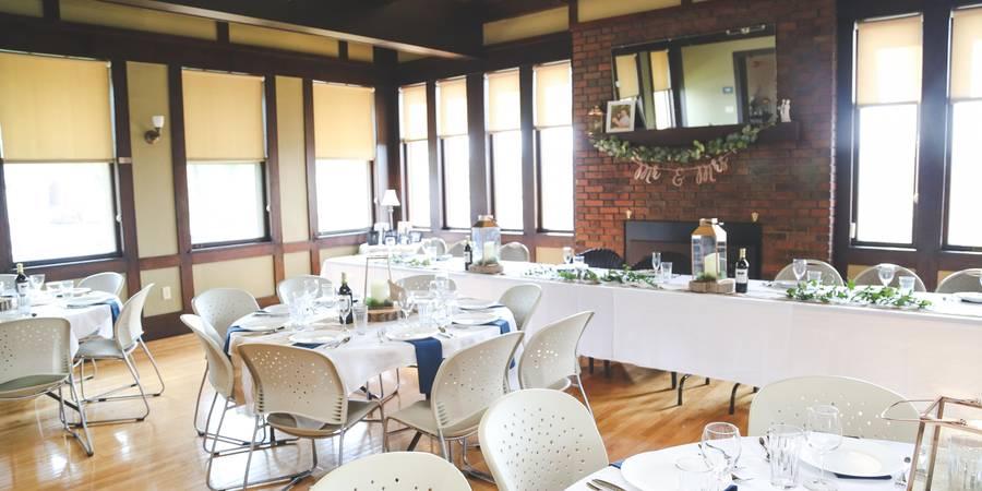 The Fort Atkinson Club Community Center wedding Madison