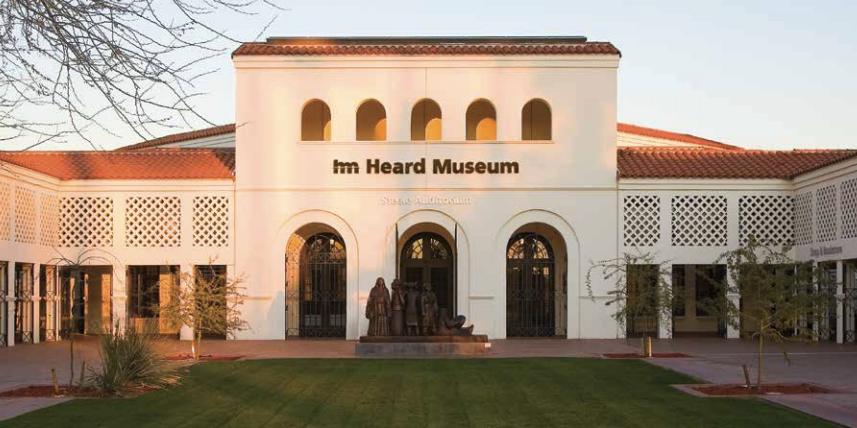 Heard Museum wedding Phoenix/Scottsdale