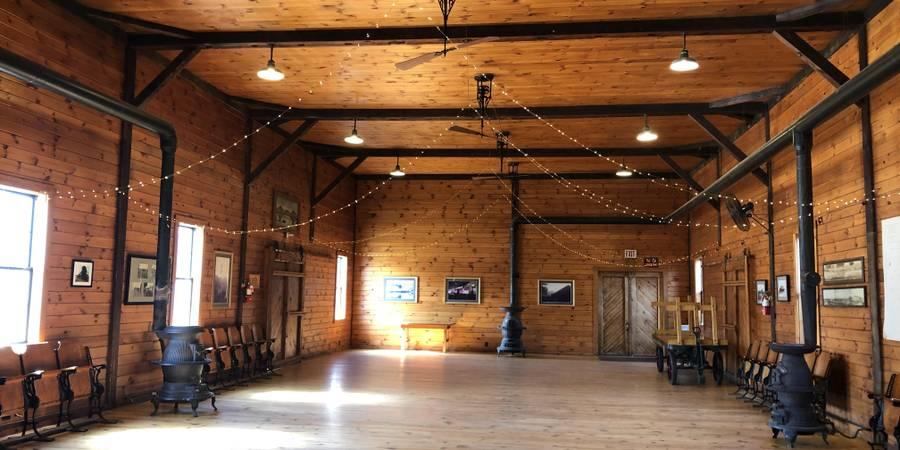 Merrimack Valley Railroad Function Hall wedding Merrimack