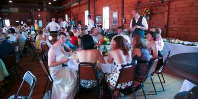 Merrimack Valley Railroad Station wedding Merrimack