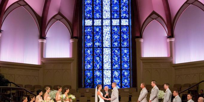 First Baptist Tulsa wedding Tulsa