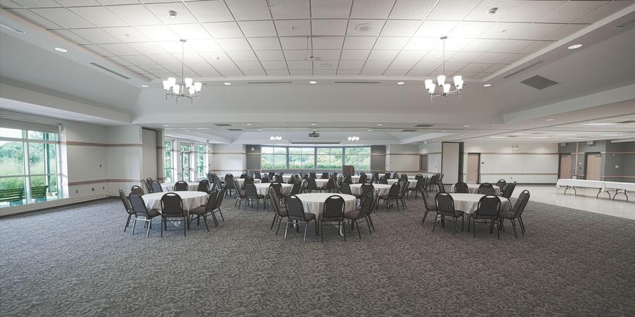 Maplewood Community Center wedding Minnesota