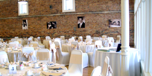 Howell Opera House wedding Detroit