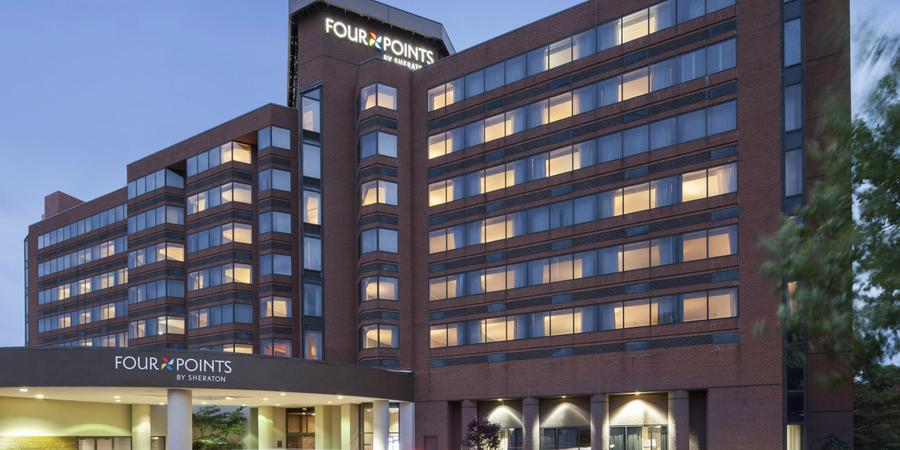 Four Points By Sheraton Richmond wedding Richmond