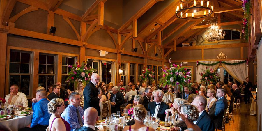 The Golf Club at South River wedding Annapolis