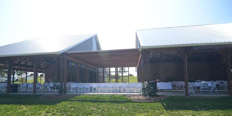 Blue Barn Berry Farm & Event Venue wedding Northeast Indiana