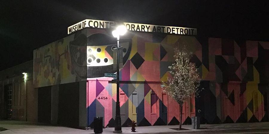 Museum of Contemporary Art Detroit wedding Detroit