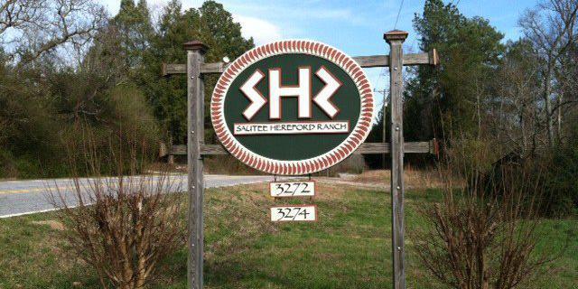 Sautee Hereford Ranch Lodge wedding Atlanta